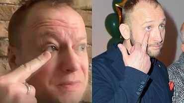 Maciej Stuhr, Borys Szyc