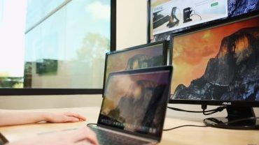 Co daje monitor z łączem USB