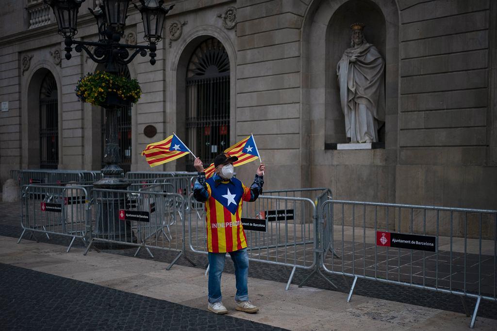 Separatyści zdobyli większość w wyborach w Hiszpanii