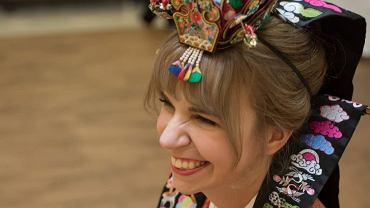 Wiola mieszka w Korei już niemal cztery lata. Tu urodził się jej synek Sunwoo.