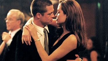 Angelina Jolie, Brad Pitt - kadr z filmu 'Pan i Pani Smith'