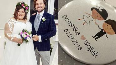Dominika Gwit i Wojciech Dunaszewski - ślub
