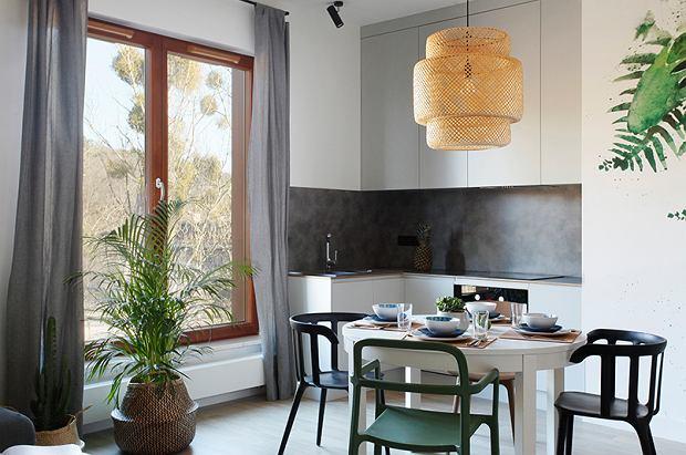 Prostota i funkcjonalność - mieszkanie w Gdyni