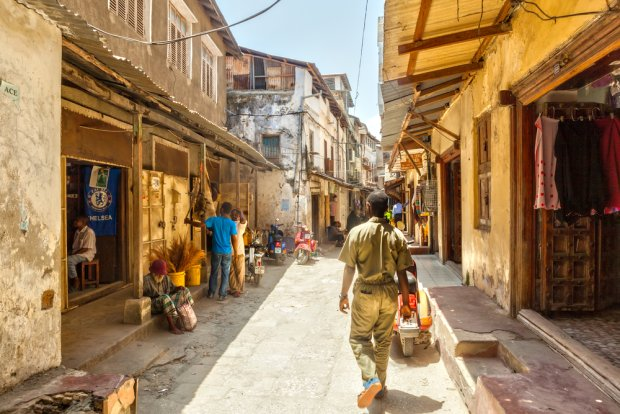Zanzibar, Stone Town/ Fot. Shutterstock