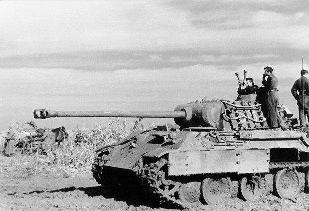 czołg Pantera