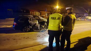 Wypadek w Sokółce