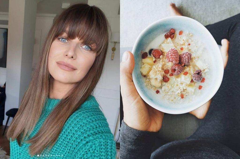 Anna Lewandowska zdradza dietę na wirusa