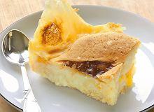 Ciasto cioci Janki z brzoskwiniami - ugotuj