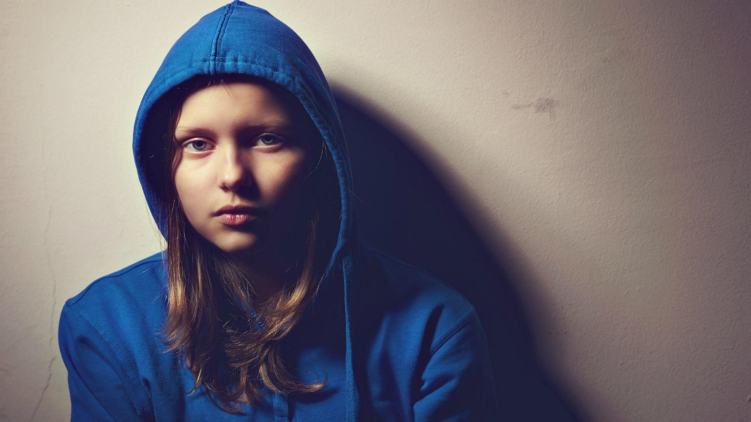 Coraz więcej polskich nastolatków się okalecza
