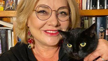 Małgorzata Ostrowska-Królikowska pochwaliła się kuchnią. Piękny i nietypowy kolor płytek