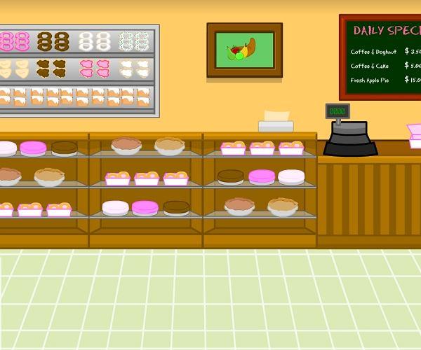 Ucieczka z piekarni