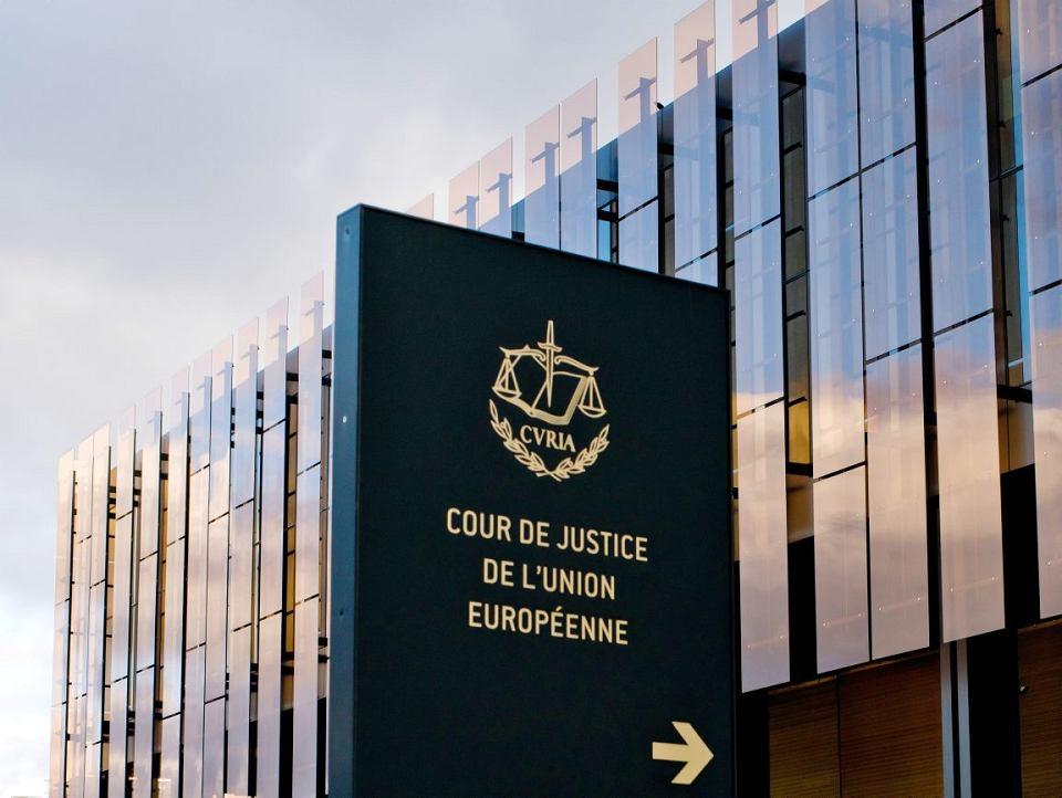 Trybunał Sprawiedliwości w Luksemburgu