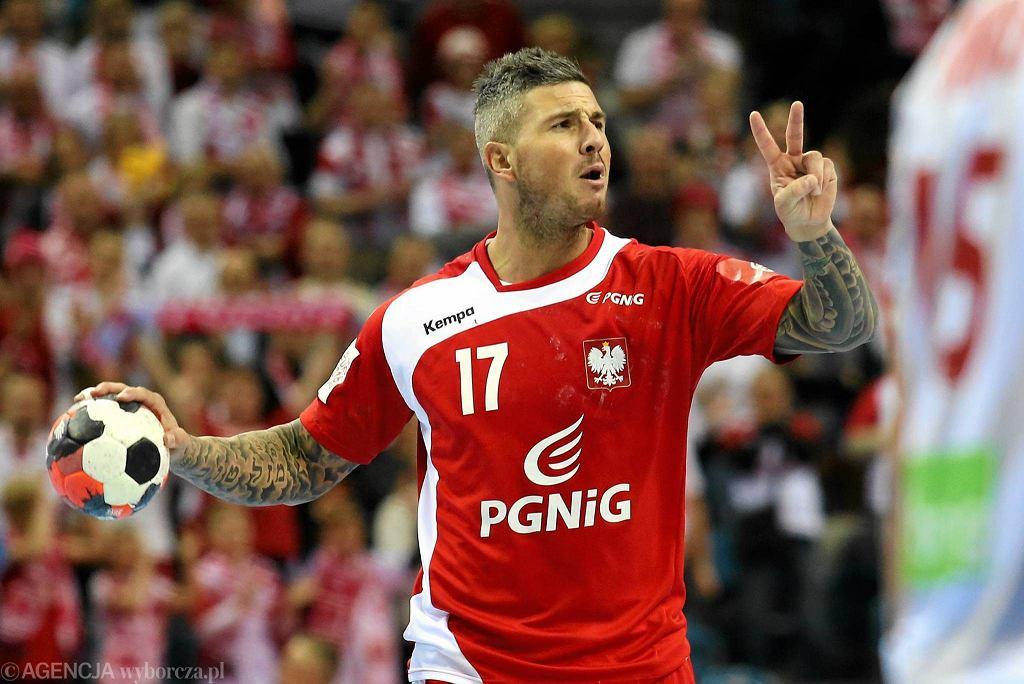 Mistrzostwa Europy w piłce ręcznej mężczyzn. Polska - Norwegia