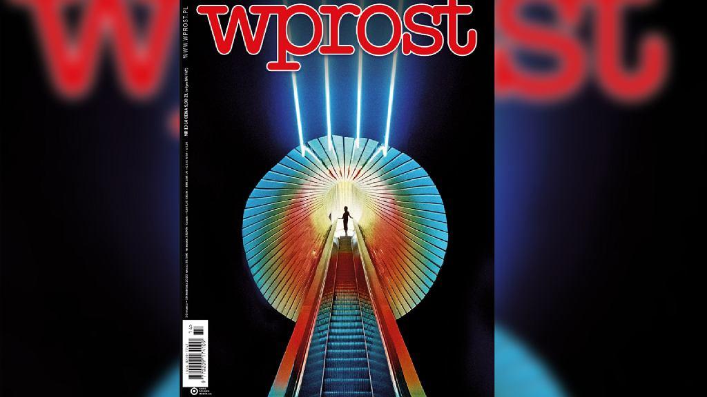 Ostatnie papierowe wydanie tygodnika 'Wprost'