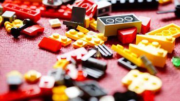 Lego - zdjęcie ilustracyjne
