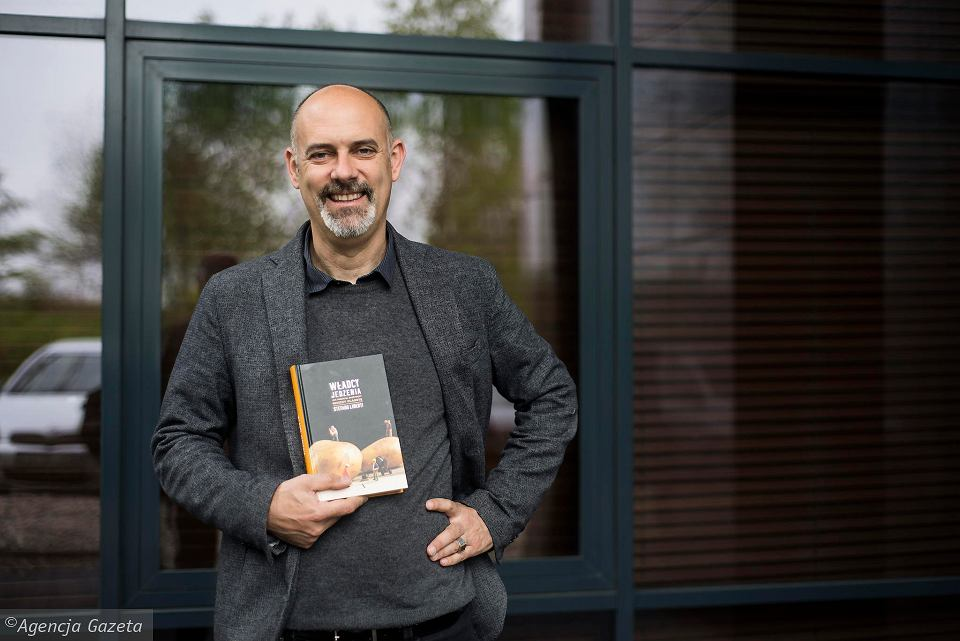 Stefano Liberti, włoski dziennikarz, demaskuje globalny przemysł spożywczy
