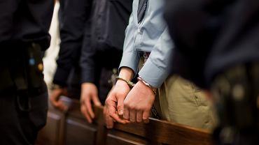 Oskarżony (zdjęcie ilustracyjne)