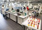 Z wizytą w laboratorium produkującym paliwa dla F1