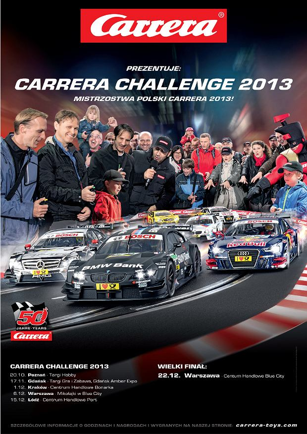 Mistrzostwa Polski Carrera 2013