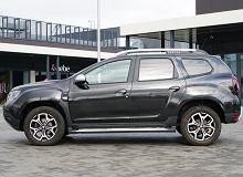 Dacia Duster wraca na pierwsze miejsce. Hity kwietnia 2020 r. w Polsce. Bez zakupów firm