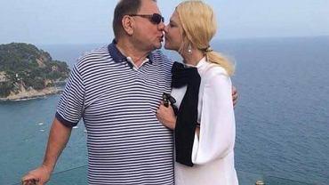 Ryszard Kalisz zabrał rodzinę na wypasione wakacje