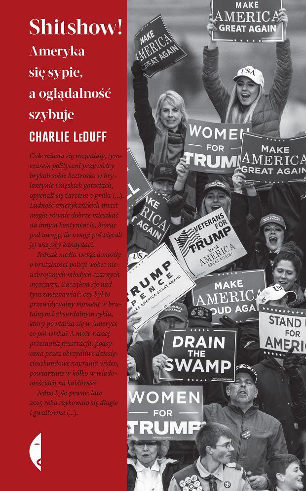Charlie LeDuff, «Shithow!  L'Amérique s'effondre et l'audience monte en flèche '