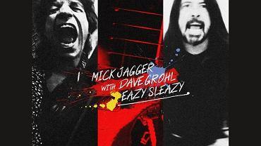 Mick Jagger z solowym utworem 'Eazy Sleazy'. Gościnnie Dave Grohl!