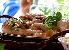 Kurczak w sosie agrestowym - ugotuj