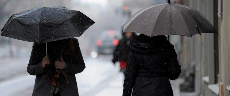 IMGW: Nadchodzi załamanie pogody. Znowu spadnie śnieg?
