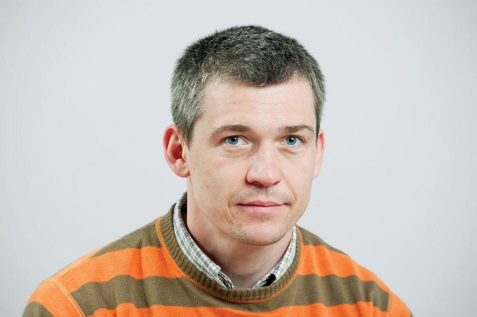 Jan Gołębiowski, psycholog kryminalny, profiler