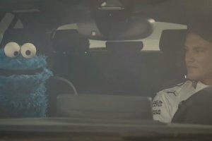 Wideo | BMW serii 1, mistrz DTM i Ciasteczkowy Potwór