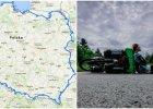 Przejechała na rowerze 3551 km dookoła Polski. Udowodniła, że nie trzeba jechać daleko, aby odkrywać naprawdę piękne miejsca