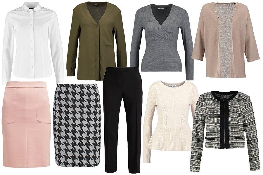 fba7b902 9 ubrań równa się 9 stylizacji...do pracy! Zobacz jak to zrobić Vol.2