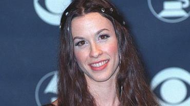 Alanis Morissette w 1999 roku