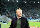 Śląsk - Zagłębie 0:2. Piotr Stokowiec: Rok w pierwszej lidze nauczył nas pokory