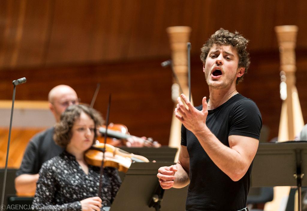 Kontratenor Jakub Józef Orliński nagrodzony w kategorii 'Recording (Solo Recital) of the Year'