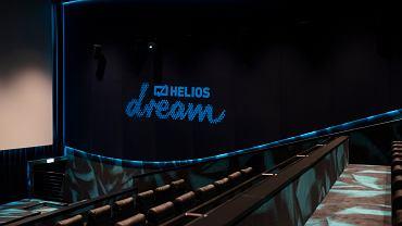 Helios otwiera się 21 maja - już niedługo w tych fotelach zasiądą pierwsi po przerwie widzowie