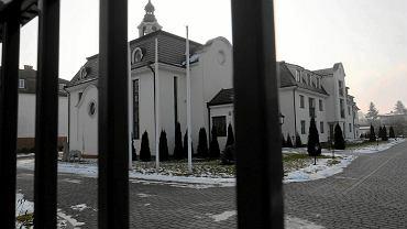 Puszczykowo, siedziba zakonu Chrystusowców. To tu przebywał były ksiądz skazany za wykorzystywanie seksualne dziecka
