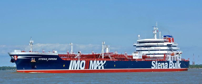 Iran przejął brytyjskie tankowce. Z marynarzami nie ma kontaktu