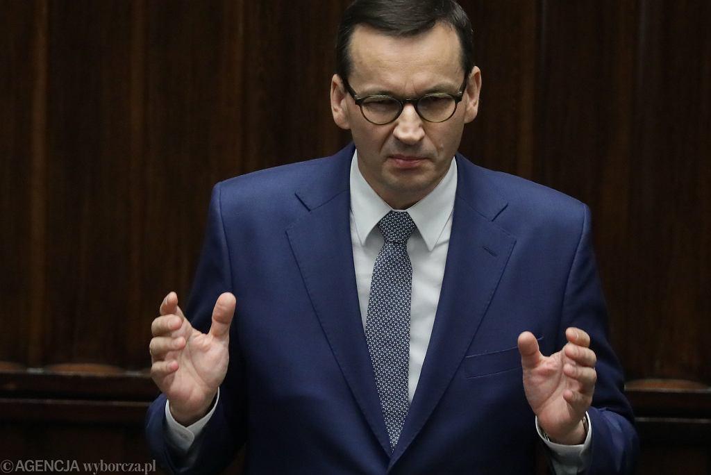 .Czwarty dzien 12 posiedzenia Sejmu IX kadencji