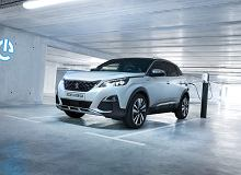 Peugeot 3008 Hybrid Plug-in wyceniony w Polsce