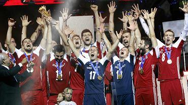 Polska siatkarskim mistrzem świata