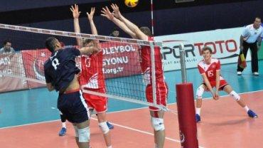 Mistrzostwa Europy w siatkówce mężczyzn U-19