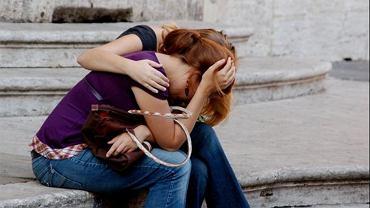 Czasem trzeba się wyżalić i zdrowo sobie popłakać