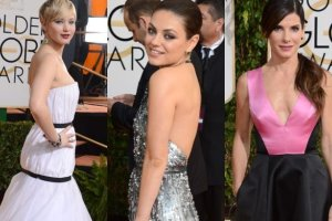 Mila Kunis, Jennifer Lawrence, Sandra Bullock