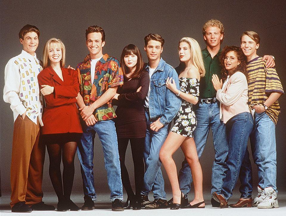 Beverly Hills 90210 Obsada randki
