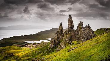 Starzec ze Storr, wyspa Skye/ Fot. Shutterstock