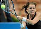 WTA Katowice Open. Agnieszka Radwańska pewnie zmierza po tytuł królowej Spodka [ZDJĘCIA]