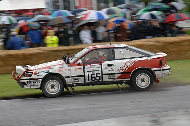 Toyota Celica GT4  ST165