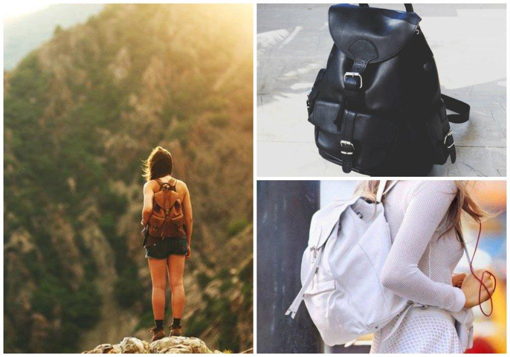 Są wygodne, praktyczne i idealne w podróży. Najmodniejsze plecaki na sezon wiosenno-letni